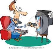 tv man remotes