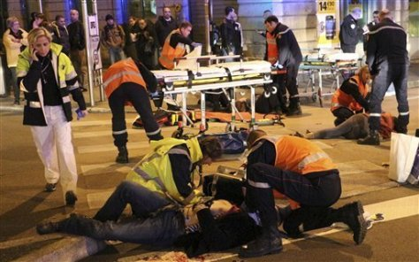Pedestrian attack in Nantes