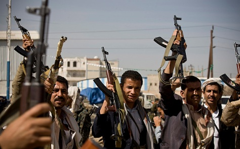 Shia-Houthi rebels