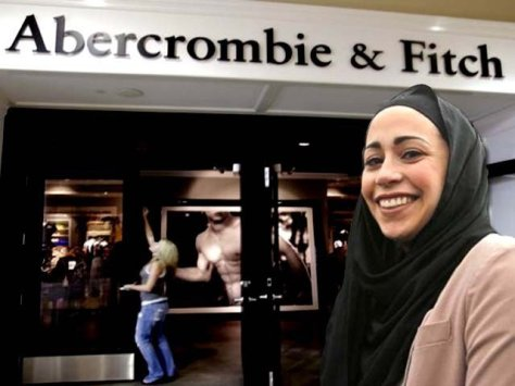 Ambercrombie and fitch