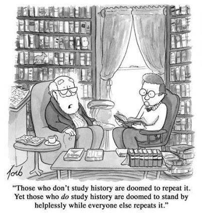 Repeat history