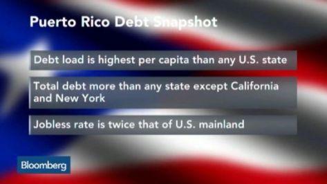Puerto rican debt