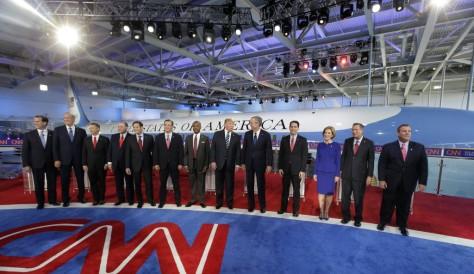 2nd rpublican debate