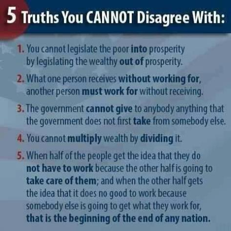 Govt truths