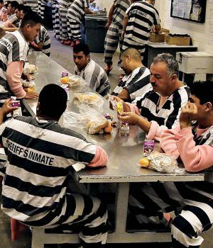 Prisons pork