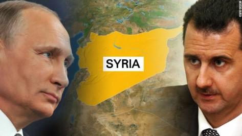 Putin and Syria