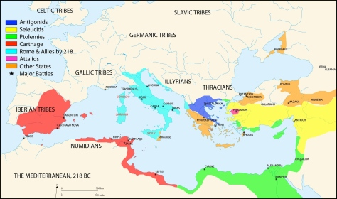 first_punic_war_results